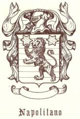 Napolitano coat of arms